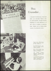 Page 9, 1954 Edition, Chicago Christian High School - Violet and Maize Yearbook (Palos Heights, IL) online yearbook collection