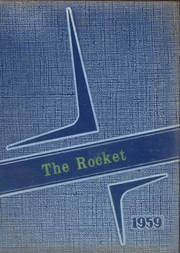 Rochester High School - Rocket Yearbook (Rochester, IL) online yearbook collection, 1959 Edition, Page 1