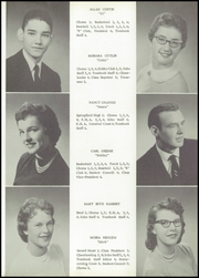 Page 13, 1959 Edition, Rochester High School - Rocket Yearbook (Rochester, IL) online yearbook collection