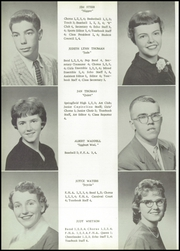 Page 16, 1959 Edition, Rochester High School - Rocket Yearbook (Rochester, IL) online yearbook collection
