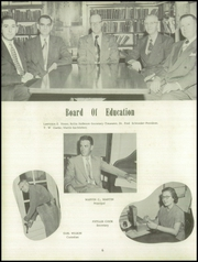 Page 10, 1952 Edition, Nashville High School - Hornet Yearbook (Nashville, IL) online yearbook collection