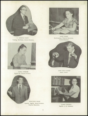 Page 11, 1952 Edition, Nashville High School - Hornet Yearbook (Nashville, IL) online yearbook collection