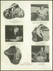 Page 12, 1952 Edition, Nashville High School - Hornet Yearbook (Nashville, IL) online yearbook collection