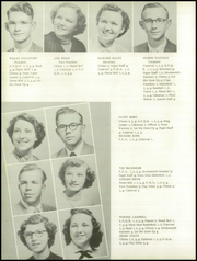 Page 14, 1952 Edition, Nashville High School - Hornet Yearbook (Nashville, IL) online yearbook collection