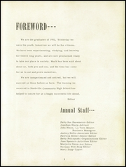 Page 7, 1952 Edition, Nashville High School - Hornet Yearbook (Nashville, IL) online yearbook collection