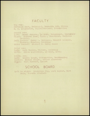 Page 8, 1940 Edition, Fulton High School - Static Yearbook (Fulton, IL) online yearbook collection