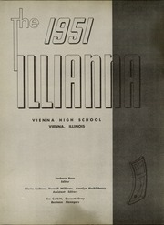 Page 7, 1951 Edition, Vienna High School - Illianna Yearbook (Vienna, IL) online yearbook collection