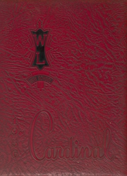 Page 1, 1956 Edition, Warrensburg Latham High School - Cardinal Yearbook (Warrensburg, IL) online yearbook collection
