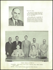 Page 12, 1956 Edition, Warrensburg Latham High School - Cardinal Yearbook (Warrensburg, IL) online yearbook collection