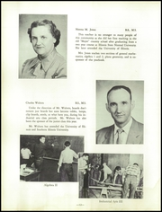 Page 16, 1956 Edition, Warrensburg Latham High School - Cardinal Yearbook (Warrensburg, IL) online yearbook collection