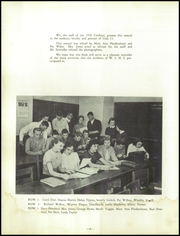 Page 8, 1956 Edition, Warrensburg Latham High School - Cardinal Yearbook (Warrensburg, IL) online yearbook collection