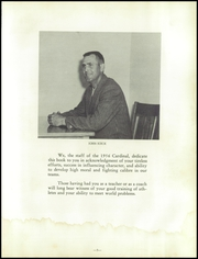 Page 9, 1956 Edition, Warrensburg Latham High School - Cardinal Yearbook (Warrensburg, IL) online yearbook collection