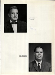 Page 11, 1967 Edition, North Greene High School - Spartan Yearbook (White Hall, IL) online yearbook collection
