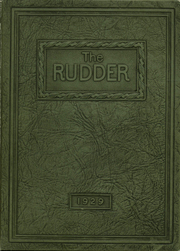 Page 1, 1929 Edition, Dwight Township High School - Rudder Yearbook (Dwight, IL) online yearbook collection