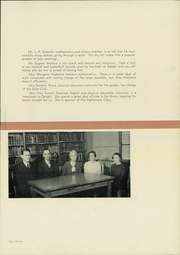 Page 15, 1937 Edition, Dwight Township High School - Rudder Yearbook (Dwight, IL) online yearbook collection