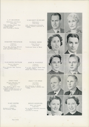Page 11, 1940 Edition, Dwight Township High School - Rudder Yearbook (Dwight, IL) online yearbook collection