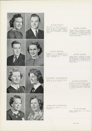 Page 14, 1940 Edition, Dwight Township High School - Rudder Yearbook (Dwight, IL) online yearbook collection