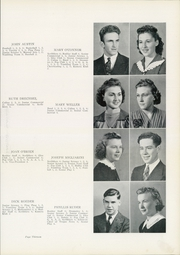 Page 17, 1940 Edition, Dwight Township High School - Rudder Yearbook (Dwight, IL) online yearbook collection