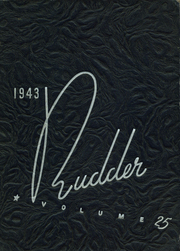 Page 1, 1943 Edition, Dwight Township High School - Rudder Yearbook (Dwight, IL) online yearbook collection