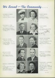 Page 12, 1943 Edition, Dwight Township High School - Rudder Yearbook (Dwight, IL) online yearbook collection