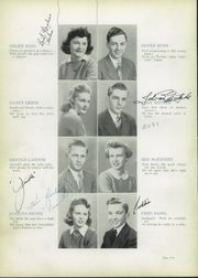 Page 14, 1943 Edition, Dwight Township High School - Rudder Yearbook (Dwight, IL) online yearbook collection