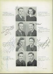 Page 16, 1943 Edition, Dwight Township High School - Rudder Yearbook (Dwight, IL) online yearbook collection