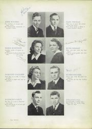 Page 17, 1943 Edition, Dwight Township High School - Rudder Yearbook (Dwight, IL) online yearbook collection