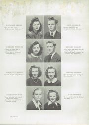 Page 17, 1946 Edition, Dwight Township High School - Rudder Yearbook (Dwight, IL) online yearbook collection
