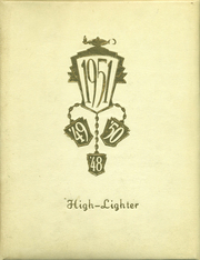 Hampshire High School - Hi Lighter Yearbook (Hampshire, IL) online yearbook collection, 1951 Edition, Page 1