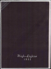 Hampshire High School - Hi Lighter Yearbook (Hampshire, IL) online yearbook collection, 1952 Edition, Page 1