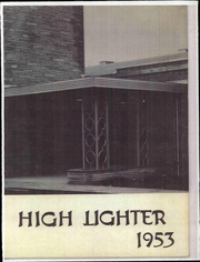 Hampshire High School - Hi Lighter Yearbook (Hampshire, IL) online yearbook collection, 1953 Edition, Page 1