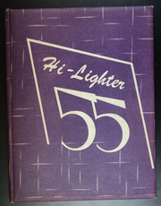 Hampshire High School - Hi Lighter Yearbook (Hampshire, IL) online yearbook collection, 1955 Edition, Page 1