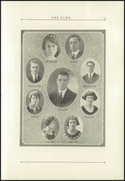 Page 15, 1925 Edition, Staunton High School - Echo Yearbook (Staunton, IL) online yearbook collection