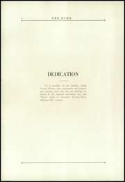 Page 8, 1925 Edition, Staunton High School - Echo Yearbook (Staunton, IL) online yearbook collection