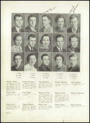 Page 12, 1937 Edition, Chester High School - Summit Yearbook (Chester, IL) online yearbook collection