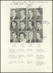 Page 13, 1937 Edition, Chester High School - Summit Yearbook (Chester, IL) online yearbook collection