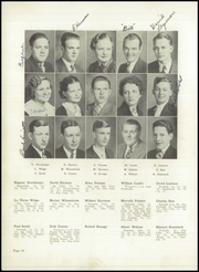 Page 14, 1937 Edition, Chester High School - Summit Yearbook (Chester, IL) online yearbook collection