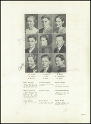Page 15, 1937 Edition, Chester High School - Summit Yearbook (Chester, IL) online yearbook collection