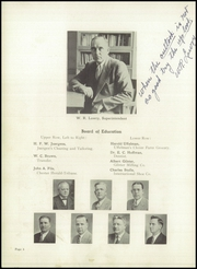 Page 8, 1937 Edition, Chester High School - Summit Yearbook (Chester, IL) online yearbook collection