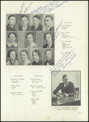 Page 9, 1937 Edition, Chester High School - Summit Yearbook (Chester, IL) online yearbook collection