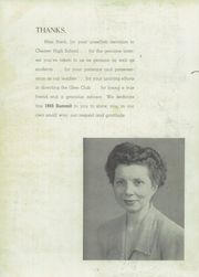 Page 7, 1945 Edition, Chester High School - Summit Yearbook (Chester, IL) online yearbook collection