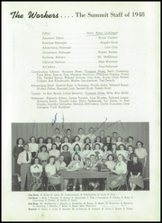 Page 11, 1948 Edition, Chester High School - Summit Yearbook (Chester, IL) online yearbook collection
