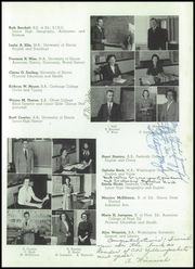 Page 13, 1948 Edition, Chester High School - Summit Yearbook (Chester, IL) online yearbook collection