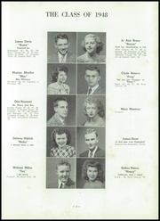 Page 17, 1948 Edition, Chester High School - Summit Yearbook (Chester, IL) online yearbook collection