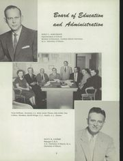 Page 10, 1956 Edition, Chester High School - Summit Yearbook (Chester, IL) online yearbook collection
