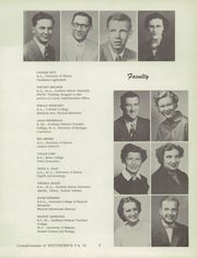Page 11, 1956 Edition, Chester High School - Summit Yearbook (Chester, IL) online yearbook collection
