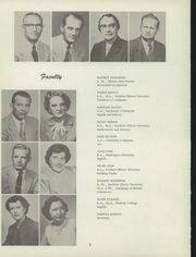 Page 12, 1956 Edition, Chester High School - Summit Yearbook (Chester, IL) online yearbook collection