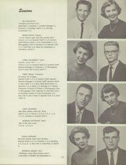 Page 17, 1956 Edition, Chester High School - Summit Yearbook (Chester, IL) online yearbook collection