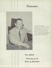 Page 7, 1956 Edition, Chester High School - Summit Yearbook (Chester, IL) online yearbook collection