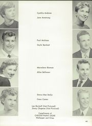 Page 13, 1957 Edition, Chester High School - Summit Yearbook (Chester, IL) online yearbook collection